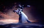 Roman Rykin and Josephine Jewkes in English National Ballet's production of Giselle choreographed by Derek Deane