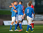 St Johnstone v Ross Cty 19.08.14 SPFL Development League