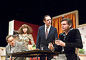 Absurd Person Singular by Alan Ayckbourn,directed by Alan Strachen. With David Horovitch as Ronald,Lia Williams as Eva,David Bamber as Sidney,John Gordon Sinclair as Geoffrey.Opens at The Garrick Theatre on 11/12/07 . CREDIT Geraint Lewis