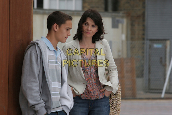RAFI GAVRON & JULIETTE BINOCHE.in Breaking and Entering.**Editorial Use Only**.CAP/FB.Supplied by Capital Pictures