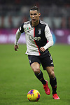 Cristiano Ronaldo of Juventus during the Coppa Italia match at Giuseppe Meazza, Milan. Picture date: 13th February 2020. Picture credit should read: Jonathan Moscrop/Sportimage