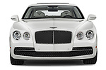 Car photography straight front view of a 2016 Bentley Continental   Flying Spur 4 Door Sedan