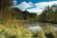 Flight Pond, Castle Fraser, Aberdeenshire