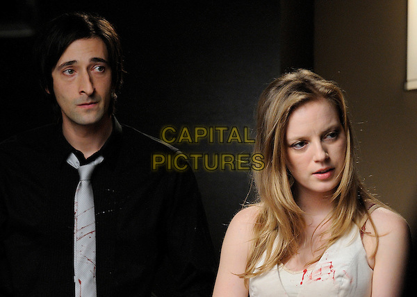 Adrien Brody, Sarah Polley<br /> in Splice (2009) <br /> *Filmstill - Editorial Use Only*<br /> CAP/NFS<br /> Image supplied by Capital Pictures
