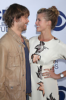 Eric Christian Olsen, Sarah Wright