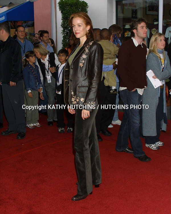 "©2003 KATHY HUTCHINS / HUTCHINS PHOTO.""CAT IN THE HAT"" PREMIERE.UNIVERSAL CITY, CA.NOVEMBER 8, 2003..PENELOPE ANN MILLER"