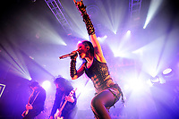 FEB 11 Arch Enemy performing at KOKO