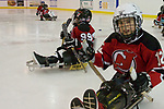 The New Jersey Devils Youth Hockey Club's 2018 Shamrock Classic mite ice hockey tournament and special sled hockey exhibition game.