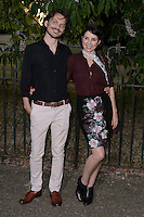 Matthew Williamson &amp; Sadie Frost at The Serpentine Gallery Summer Party 2015 at The Serpentine Gallery, London.<br /> July 2, 2015  London, UK<br /> Picture: Dave Norton / Featureflash