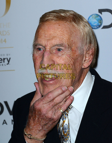 LONDON, ENGLAND - MARCH 28: Sir Bruce Forsyth attend the Broadcasting Press Guild Awards sponsored by The Discovery Channel at Theatre Royal on March 28, 2014 in London, England.<br /> CAP/JOR<br /> &copy;Nils Jorgensen/Capital Pictures