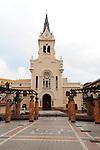 Iglesia del Sagrado Corazón, Plaza M. Pelayo, Melilla autonomous city state Spanish territory in north Africa, Spain