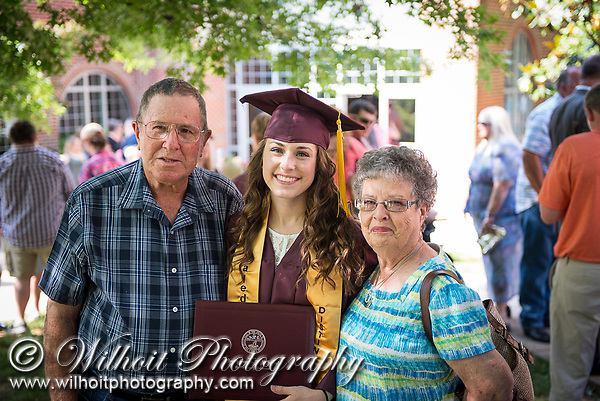 Ginnie Collins Graduation Pictures 2017