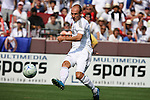 09 August 2009: Real Madrid's Arjen Robben (NED). Real Madrid of Spain's La Liga defeated DC United of Major League Soccer 3-0 at FedEx Field in Landover, Maryland in an international club friendly soccer match.