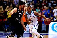 GRONINGEN - Basketbal, Donar - Apollo , Martiniplaza, Dutch Basketbal League seizoen 2019-2020, 18-1-2020,  /d0 ,ey Apollo speler Noam Hasson