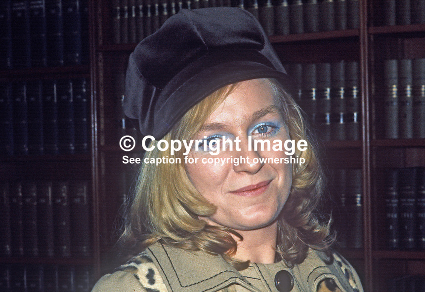 Miss Roisin McGrath, solicitor, Antrim Road, Belfast, N Ireland, 197311230727a<br />