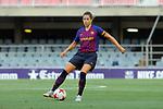 FC Barcelona vs Chelsea FC: 1-1.<br /> Vicky Losada.