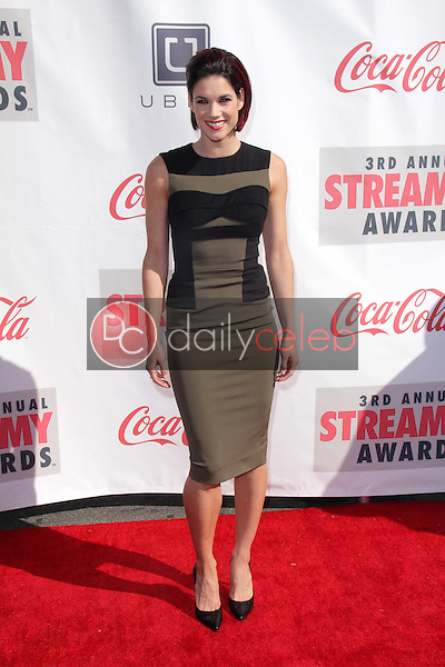 Missy Peregrym<br />
