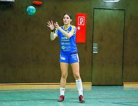 Lucie-Marie Kretschmar (Leipzig) - 10.03.2019: SG Weiterstadt/Braunshardt/Worfelden vs. HC Leipzig, Sporthalle Braunshardt