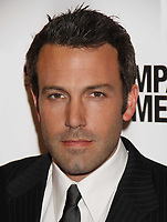 Ben Affleck, 2010, Photo By John Barrett/PHOTOlink