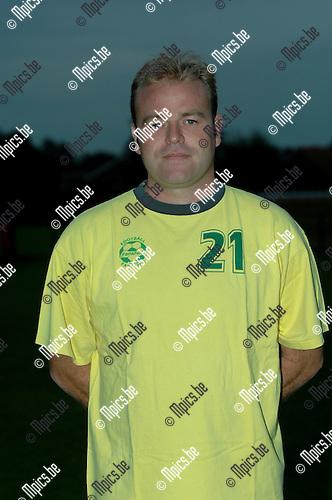 2007-09-04 / Voetbal / Oosterzonen / David Derboven