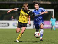 Watford Ladies v Chelsea Ladies - Conti Cup - 04/05/2014