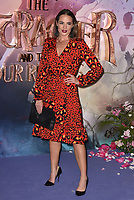 Emma Conybeare<br /> 'The Nutcracker and the Four Realms' European Film Premiere at Westfield, London, England  on November 01,  2018.<br /> CAP/PL<br /> &copy;Phil Loftus/Capital Pictures