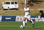 05 November 2008: Boston College's Kelly Henderson. Boston College defeated Duke University 1-0 at Koka Booth Stadium at WakeMed Soccer Park in Cary, NC in a women's ACC tournament quarterfinal game.