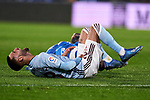 Lucas Olaza of RC Celta de Vigo during La Liga match between Getafe CF and RC Celta de Vigo at Coliseum Alfonso Perez in Getafe, Spain. March 07, 2020. (ALTERPHOTOS/A. Perez Meca)