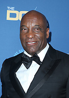 LOS ANGELES, CA - FEBRUARY 2: John Singleton at the 71st Annual DGA Awards at the Hollywood &amp; Highland Center's Ray Dolby Ballroom  in Los Angeles, California on February 2, 2019. <br /> CAP/MPIFS<br /> &copy;MPIFS/Capital Pictures