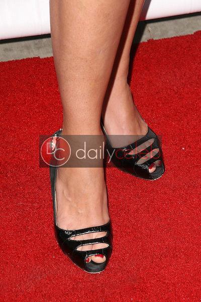 Melina Kanakaredes's shoes<br />