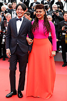 Chang Chen ane Ava DuVernay attend the screening of 'Blackkklansman' during the 71st annual Cannes Film Festival at Palais des Festivals on May 14, 2018 in Cannes, France. <br /> CAP/GOL<br /> &copy;GOL/Capital Pictures