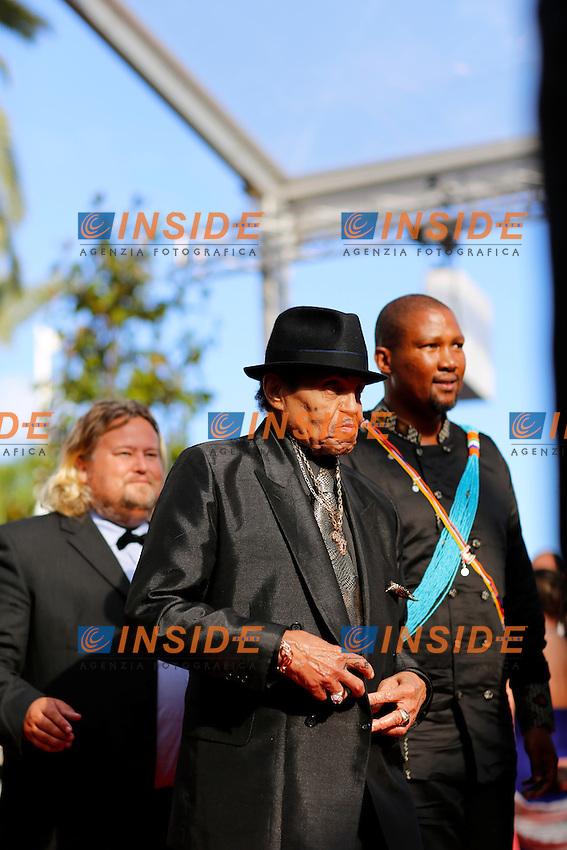 Joseph Jackson <br /> Festival del Cinema di Cannes 2014<br /> Foto Panoramic / Insidefoto