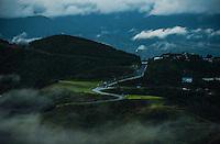 Friday morning Wellington city views, Wellington, New Zealand on Friday, 15 May 2015. Photo: Dave Lintott / lintottphoto.co.nz