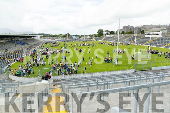 Kerry GAA Open Day Meet and Greet, at Fitzgerald Stadium, Killarney on Saturday last.