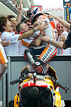 austin. tejas. USA. motociclismo<br /> GP in the circuit of the americas during the championship 2014<br /> 13-04-14<br /> En la imagen :<br /> RACES PITLANE &amp; PARC FERM&Eacute; M GP<br /> marc marquez<br /> photocall3000 / rme
