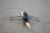 Crew: 421  BBL-RICHARDSON  Barnes Bridge Ladies Rowing Club  W MasC 2x Championship<br /> <br /> Pairs Head 2018<br /> <br /> To purchase this photo, or to see pricing information for Prints and Downloads, click the blue 'Add to Cart' button at the top-right of the page.