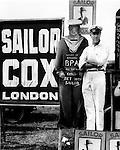 Sailor Cox, bookmaker Epsom, 1933