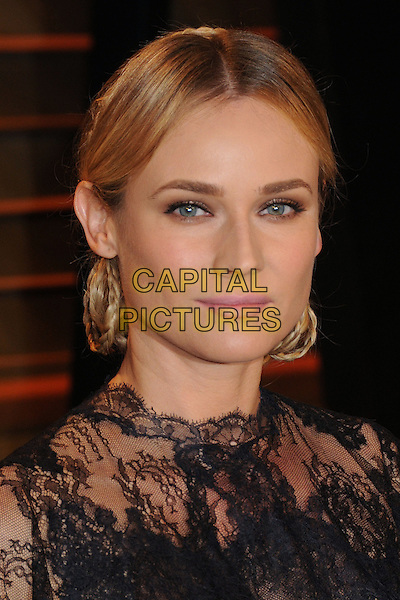 02 March 2014 - West Hollywood, California - Diane Kruger. 2014 Vanity Fair Oscar Party following the 86th Academy Awards held at Sunset Plaza. <br /> CAP/ADM/BP<br /> &copy;Byron Purvis/AdMedia/Capital Pictures