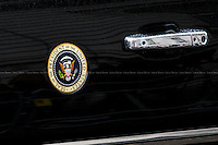 &lt;&lt;The United States presidential state car (nicknamed &quot;The Beast&quot;,&quot;Cadillac One&quot;,&quot;First Car&quot;; code named &quot;Stagecoach&quot;) is the official state car of the President of the United States. The current model of presidential state car is a unique Cadillac built upon a medium-duty truck platform [&hellip;]&gt;&gt; (Source Wikipedia.org).<br />
