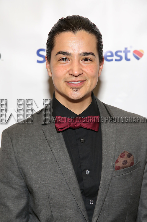 Ty Defoe during a reception for Theatre Forward's Chairman's Awards Gala at the Pierre Hotel on April 8, 2019 in New York City.