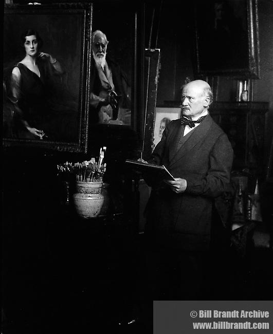 Philip Alexius de Laszlo, 1930s