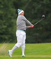 Joel Sjoholm (SWE) on the 16th tee during Round 4 of the Bridgestone Challenge 2017 at the Luton Hoo Hotel Golf &amp; Spa, Luton, Bedfordshire, England. 10/09/2017<br /> Picture: Golffile | Thos Caffrey<br /> <br /> <br /> All photo usage must carry mandatory copyright credit     (&copy; Golffile | Thos Caffrey)