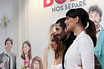 Silvia Alonso, Alex Garcia and Belen Cuesta attend Hasta que la Boda Nos Separe Premiere on Frebary 10, 2020 in Madrid, Spain.(ALTERPHOTOS/ItahisaHernandez)