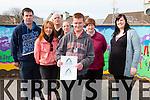 Launching the South Kerry ARCH Club last week were l-r; Brendan O'Sullivan, Sheila O'Connell, James O'Sullivan(PRO), Elaine Deinum, David Cronin, Mary O'Shea(Treasurer) & Martina Fitzgerald(Secretary).