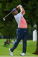 Jon Rahm (ESP) watches his tee shot on 11 during round 2 of the 2019 Tour Championship, East Lake Golf Course, Atlanta, Georgia, USA. 8/23/2019.<br /> Picture Ken Murray / Golffile.ie<br /> <br /> All photo usage must carry mandatory copyright credit (© Golffile | Ken Murray)
