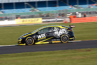 Round 9 of the 2018 British Touring Car Championship. #31 Jack Goff. Wix Racing with Eurotech. Honda Civic Type R.