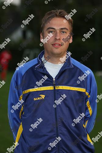 2007-09-09 / Voetbal / Tisselt / Wim De Roeck.