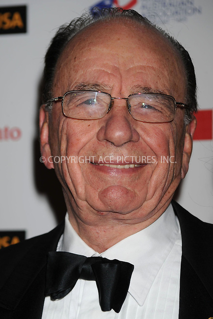 WWW.ACEPIXS.COM . . . . . ....January 23 2009, New York City....News Corp. Chairman and CEO Rupert Murdoch attending The Australia Week 2009 Jacob's Creek Black Tie Gala on January 23, 2009 in New York City.....Please byline: KRISTIN CALLAHAN - ACEPIXS.COM.. . . . . . ..Ace Pictures, Inc:  ..tel: (212) 243 8787 or (646) 769 0430..e-mail: info@acepixs.com..web: http://www.acepixs.com