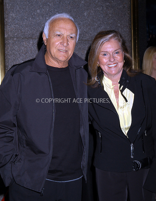 Robert Loggia at the premiere of 'The Sopranos.' New York, March 2, 2004. Please byline: AJ SOKALNER/ACE Pictures.   ..*PAY-PER-USE*      ....IMPORTANT: Please note that our old trade name, NEW YORK PHOTO PRESS (NYPP), is replaced by new name, ACE PICTURES. New York Photo Press and ACE Pictures are owned by All Celebrity Entertainment, Inc.......All Celebrity Entertainment, Inc:  ..contact: Alecsey Boldeskul (646) 267-6913 ..Philip Vaughan (646) 769-0430..e-mail: info@nyphotopress.com
