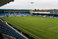 General view of 'The Rainham End' at Gillingham FC during Gillingham vs Bury, Sky Bet EFL League 1 Football at the MEMS Priestfield Stadium on 11th November 2017
